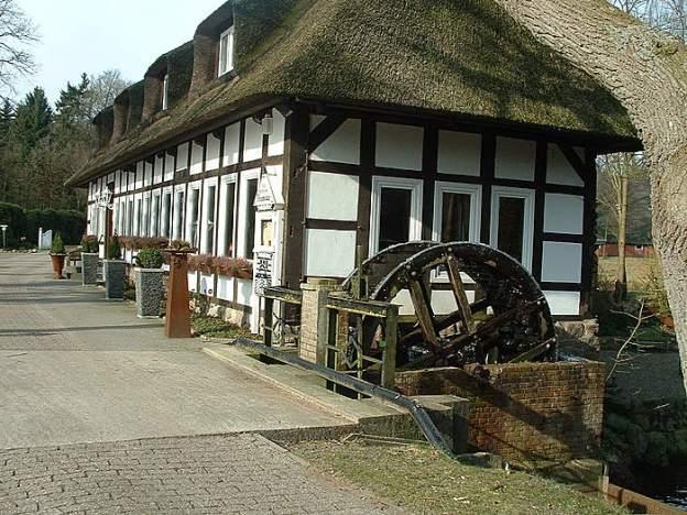 Restaurant Neumühle bei Visbek
